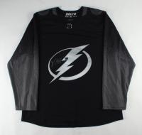 Vincent Lecavalier Signed Lightning Jersey (Lecavalier COA) at PristineAuction.com