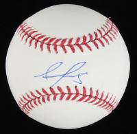 Alex Reyes Signed OML Baseball (JSA COA) at PristineAuction.com