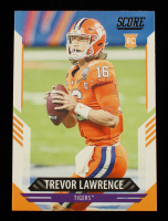 Trevor Lawrence 2021 Score #301 RC at PristineAuction.com