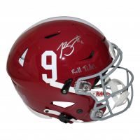 """Bryce Young Signed Alabama Crimson Tide Full-Size Authentic On-Field SpeedFlex Helmet Inscribed """"Roll Tide!"""" (PSA COA) at PristineAuction.com"""