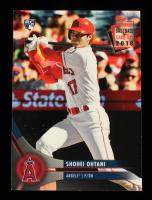 Shohei Ohtani 2018 Topps National Baseball Card Day #8 at PristineAuction.com