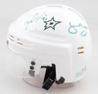 Jamie Benn & Tyler Seguin Signed Stars Mini Helmet (Benn COA & Seguin COA) at PristineAuction.com