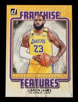 LeBron James 2020-21 Donruss Franchise Features #14 at PristineAuction.com