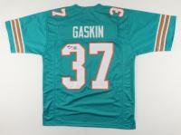 Myles Gaskin Signed Jersey (JSA COA) at PristineAuction.com