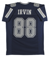 Michael Irvin Signed Jersey (Beckett COA) at PristineAuction.com