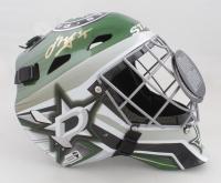 Anton Khudobin Signed Stars Full-Size Hockey Goalie Mask (Khudobin COA) at PristineAuction.com