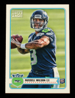 Russell Wilson 2012 Topps Magic Mini #181 at PristineAuction.com