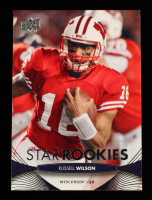 Russell Wilson 2012 Upper Deck #134 at PristineAuction.com