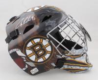 Tuukka Rask Signed Bruins Full-Size Hockey Goalie Mask (Rask COA) at PristineAuction.com