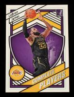 LeBron James 2020-21 Donruss Complete Players #4 at PristineAuction.com