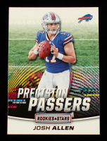 Josh Allen 2018 Rookies and Stars Precision Passers #17 at PristineAuction.com