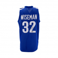 James Wiseman Signed Jersey (Beckett COA) at PristineAuction.com