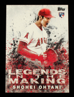 Shohei Ohtani 2018 Topps Update Legends in the Making #LITM21 at PristineAuction.com