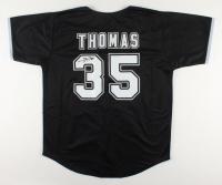 Frank Thomas Signed Jersey (JSA COA) at PristineAuction.com