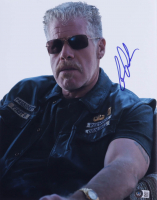 """Ron Perlman Signed """"Sons of Anarchy"""" 11x14 Photo (Beckett COA) at PristineAuction.com"""