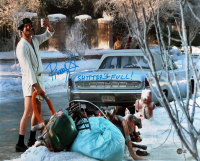 "Randy Quaid Signed ""Christmas Vacation"" 16x20 Photo Inscribed ""Sh**ter's Full!"" (Beckett COA) at PristineAuction.com"