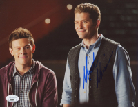 "Matthew Morrison Signed ""Glee"" 8x10 Photo (JSA COA) at PristineAuction.com"