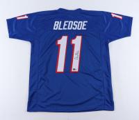 Drew Bledsoe Signed Jersey (Beckett Hologram) at PristineAuction.com