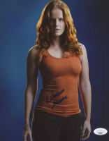 "Rebecca Mader Signed ""Lost"" 8x10 Photo (JSA COA) at PristineAuction.com"
