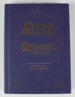 """Lisa Loring Signed """"The Addams Family: Wednesday's Library"""" Hardcover Book Inscribed """"Wednesday"""" (PSA COA) at PristineAuction.com"""
