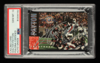 Walter Payton Signed 1995 10th Anniversary Collection Phone Card (PSA Encapsulated) at PristineAuction.com