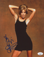 Tori Spelling Signed 8x10 Photo (JSA COA) at PristineAuction.com
