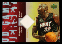 Shaquille O'Neal 2006-07 Upper Deck UD Game Jersey #SO at PristineAuction.com