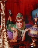 "Barbara Eden Signed ""I Dream of Jeannie"" 16x20 Photo Inscribed ""Jeannie"" (JSA COA & MAB Hologram) at PristineAuction.com"