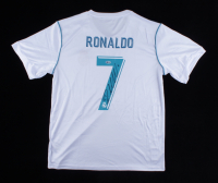Cristiano Ronaldo Signed Real Madrid Jersey (Beckett COA) at PristineAuction.com