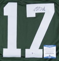 Davante Adams Signed Jersey (Beckett COA) at PristineAuction.com
