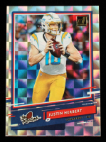 Justin Herbert 2020 Donruss The Rookies #3 at PristineAuction.com