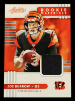 Joe Burrow 2020 Absolute Absolute Rookie Materials #1 at PristineAuction.com