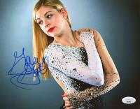 Gracie Gold Signed 8x10 Photo (JSA COA) at PristineAuction.com