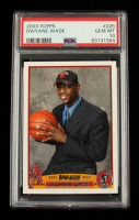 Dwyane Wade 2003-04 Topps #225 RC (PSA 10) at PristineAuction.com