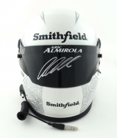 Aric Almirola Signed NASCAR Smithfield Full-Size Helmet (PA COA) (See Description) at PristineAuction.com