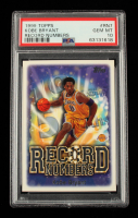 Kobe Bryant 1999-00 Topps Record Numbers #RN7 (PSA 10) at PristineAuction.com