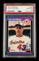 Curt Schilling 1989 Donruss #635 DP RC (PSA 10) at PristineAuction.com