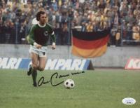 Franz Beckenbauer Signed West Germany 8x10 Photo (JSA COA) at PristineAuction.com