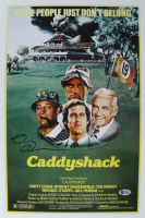 """Chevy Chase Signed """"Caddyshack"""" 12x18 Photo (Beckett COA) at PristineAuction.com"""
