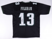 Travis Fulgham Signed Jersey (JSA COA) at PristineAuction.com