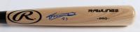Vladimir Guerrero Jr. Signed Rawlings Pro Baseball Bat (Beckett COA) at PristineAuction.com