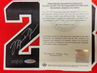 "Michael Jordan Signed LE Bulls Jersey Inscribed ""6x NBA Champ"" (UDA COA) at PristineAuction.com"
