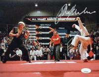 "Ralph Macchio Signed ""Karate Kid"" 8x10 Photo (JSA COA) at PristineAuction.com"