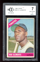 Bob Clemente 1966 Topps #300 (BCCG 7) at PristineAuction.com