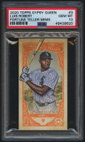 Luis Robert 2020 Topps Gypsy Queen Fortune Teller Mini #FTM3 RC (PSA 10) at PristineAuction.com