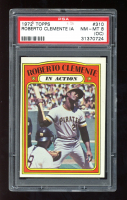 Roberto Clemente 1972 Topps #310 IA (PSA 8) (OC) at PristineAuction.com