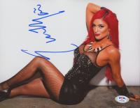 Eva Marie Signed WWE 8x10 Photo (PSA COA) at PristineAuction.com