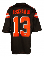 Odell Beckham Jr. Signed Browns Jersey (Beckett COA) at PristineAuction.com