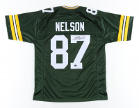 Jordy Nelson Signed Jersey (Beckett Hologram) at PristineAuction.com