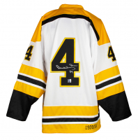 Bobby Orr Signed Jersey (Great North Road Marketing COA) at PristineAuction.com